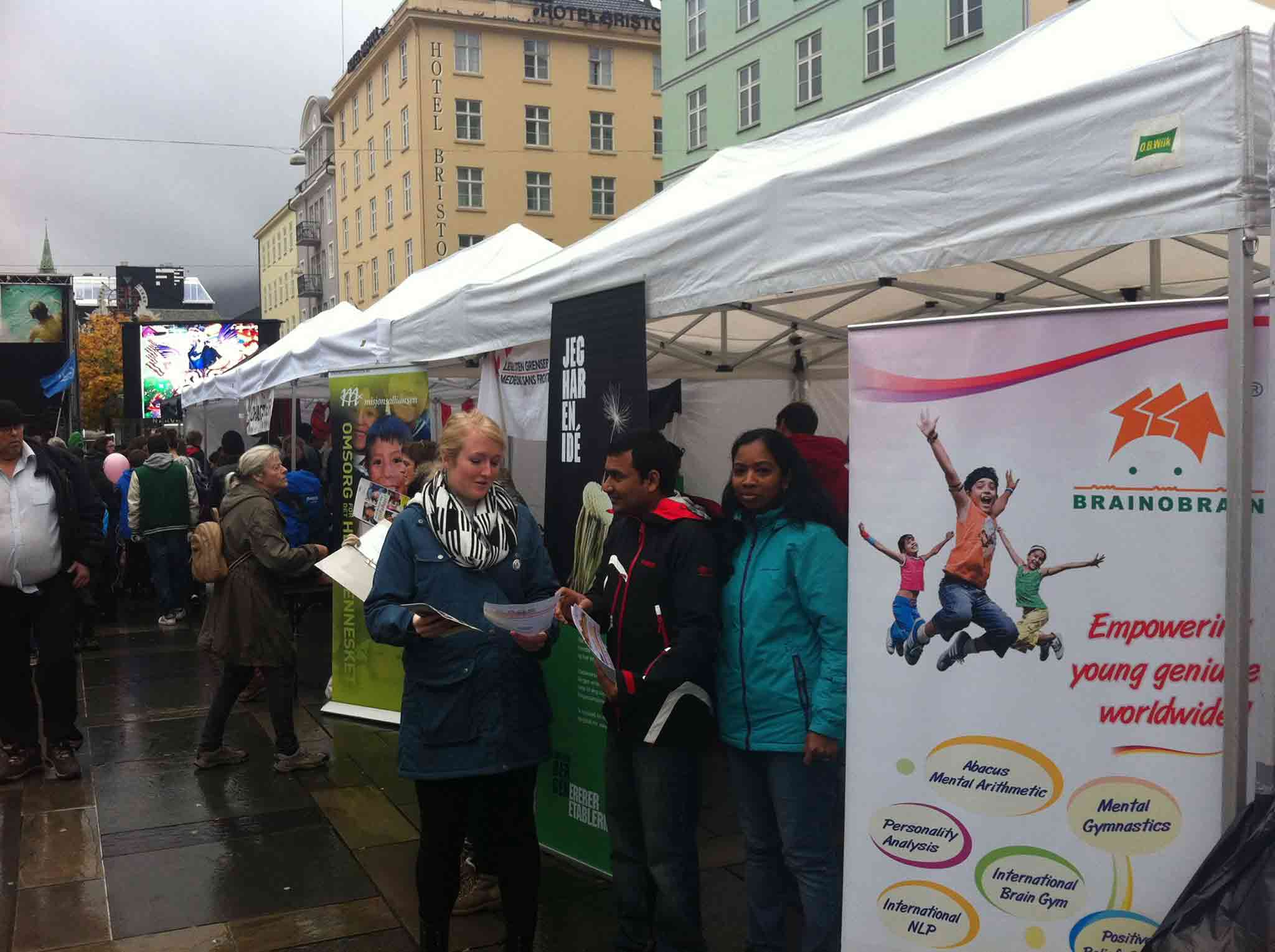 Bergen International Week 2014
